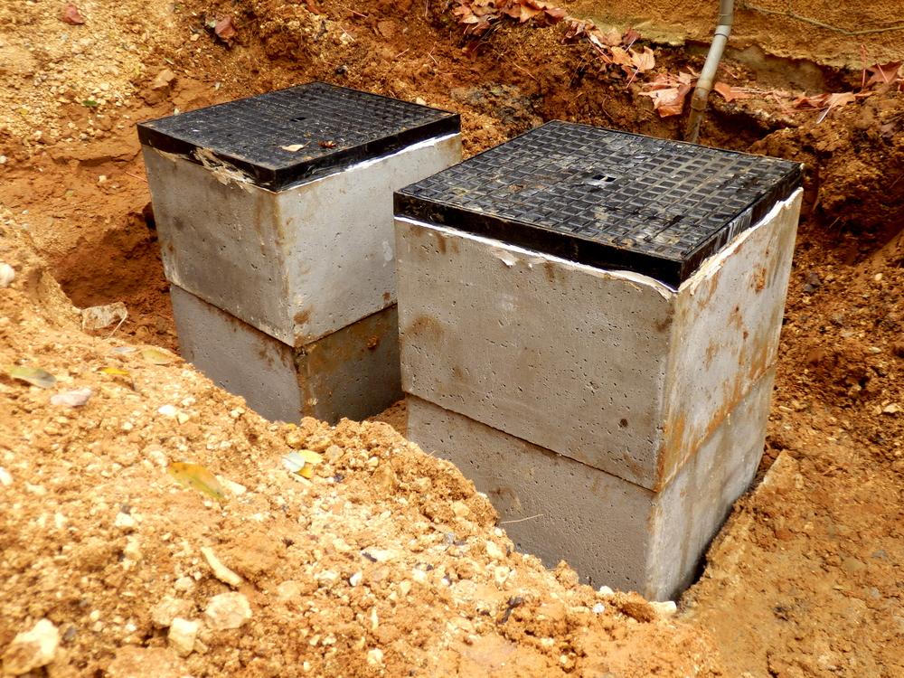 installation d'une fosse septique